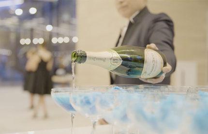 Sanctuary Champagne pour Vimeo